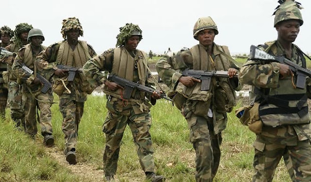 Troops arrest 504 insurgents, rescue1,880 in Sambisa forest