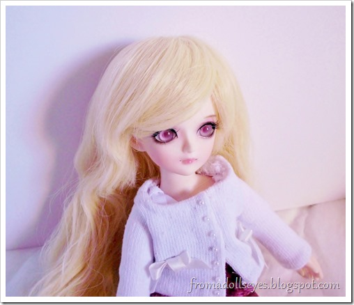 Ball jointed doll wig makeovers!
