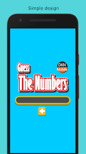 Guess the Numbers - náhled