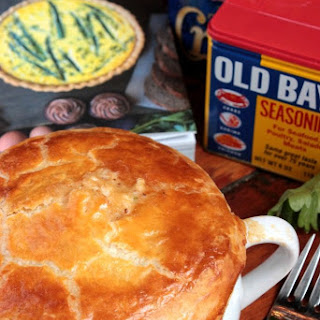 Jumbo Lump Crab Pot Pie.