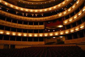 Galleries, Vienna State Opera House