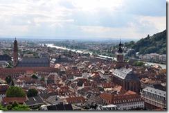 Heildelberg la vielle ville