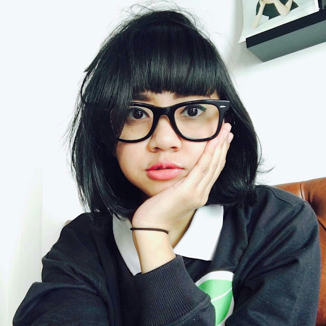 5 Blogger Tercantik Di Indonesia - Diana rikasari