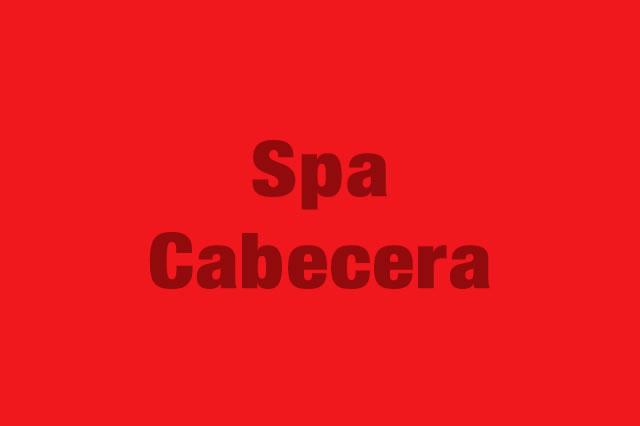 Spa Cabecera es Partner de la Alianza Tarjeta al 10% Efectiva