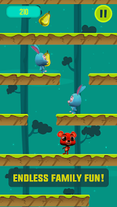 Angry Bear - Jump, Dash, Tilt screenshot 2