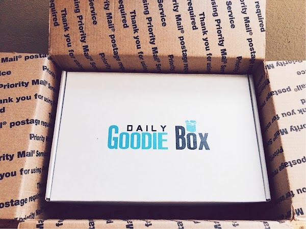 Daily Goodie Box: Free Products and Samples