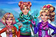 أميرات الشتاء
