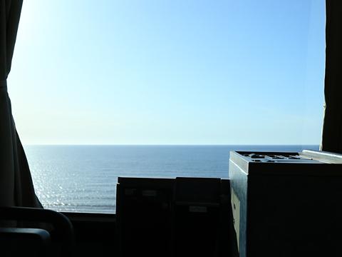 名鉄バス「名古屋~新潟線」 2607 車窓 その3