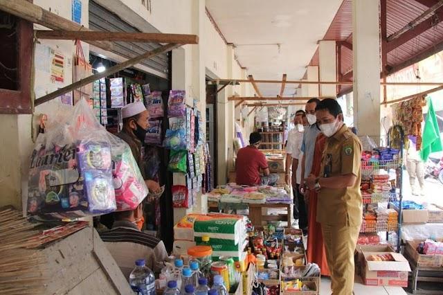 Abdul Hadi Arahkan Semua ASN dan Pejabat Belanja di Pasar Balangan