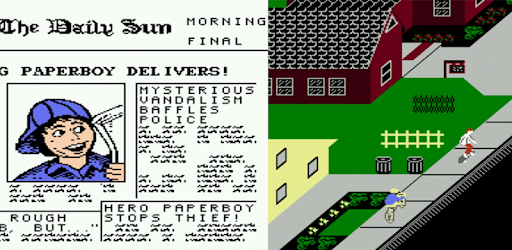 Paperboy 1 Classic Edition 1 apk download for Android • com hclassic