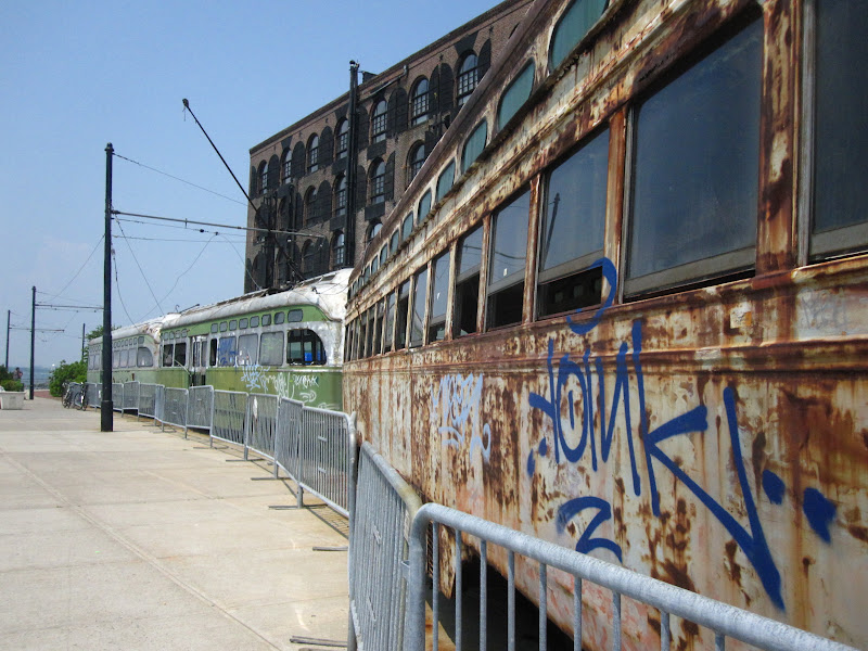 Red Hook Trolley