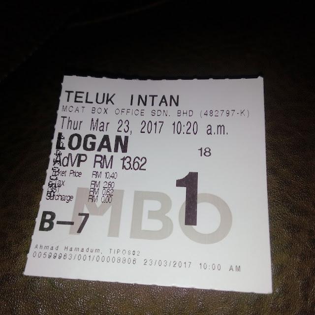 Filem : Logan (2017)