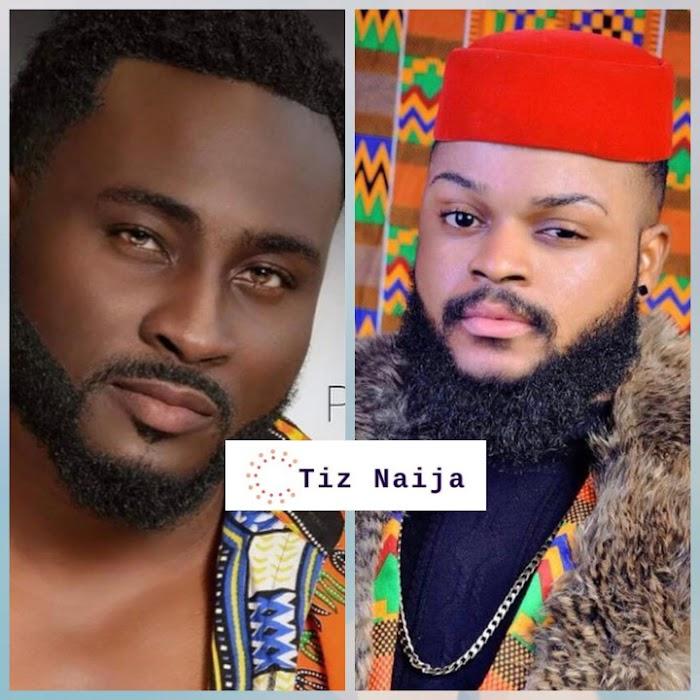 BBNaija: Pere is Fighting me because he feels I'm a threat to him- White Money | Tiz Naija