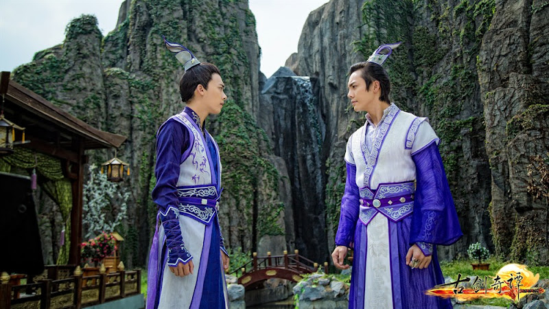 Legend of the Ancient Sword / Sword of Legends China Drama