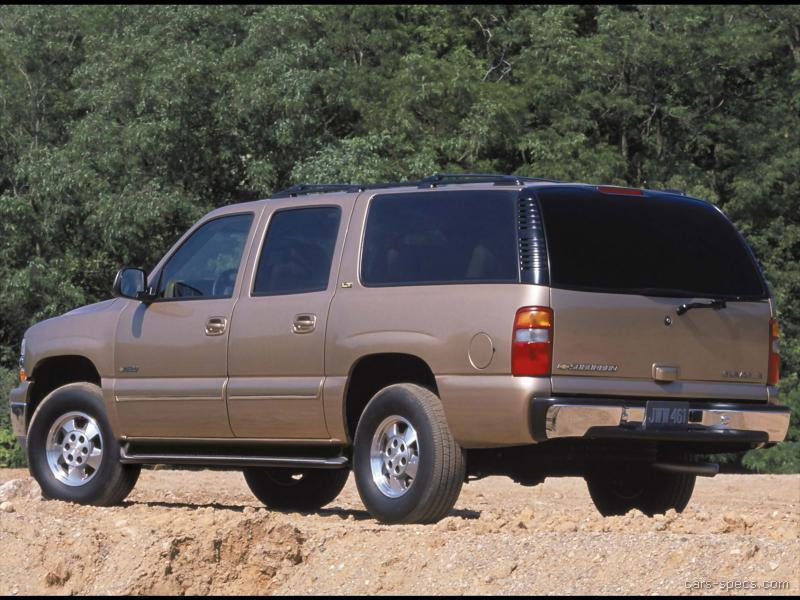2004 chevrolet suburban suv specifications pictures prices. Black Bedroom Furniture Sets. Home Design Ideas