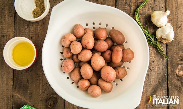 red potato recipe ingredients