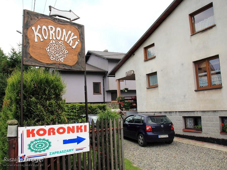 Koniakowskie koronki - sklep