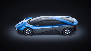 All-electric 4-door supercar with Swiss design is the new cool