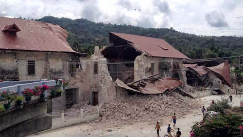 Visayas Earthquake