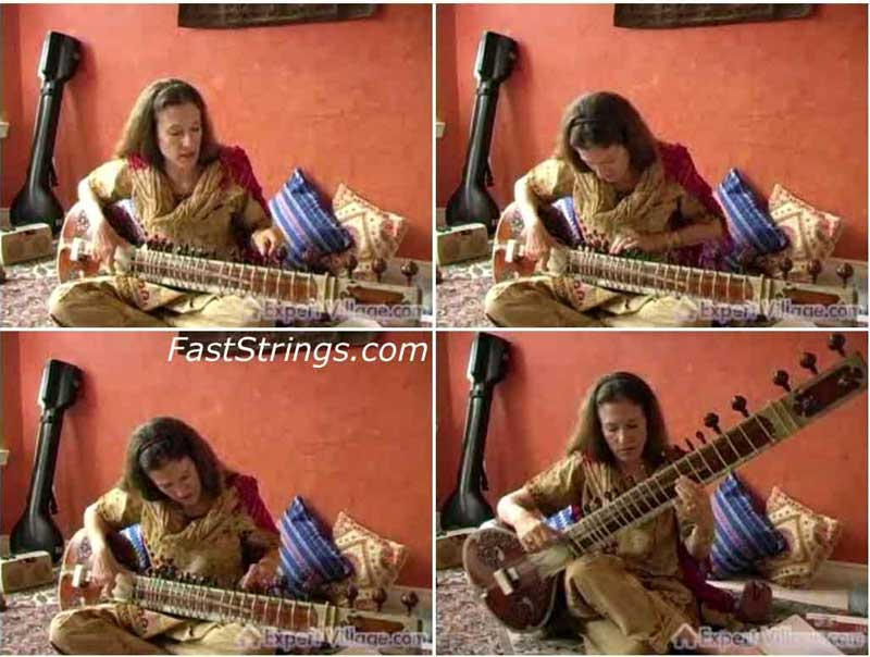 Amelia Maciszewski - How to Play the Sitar