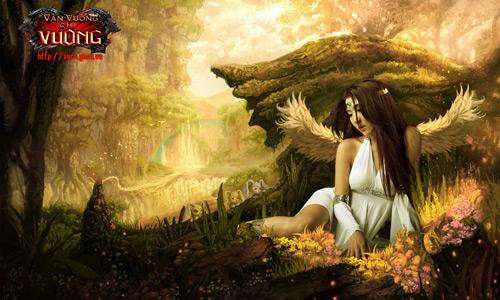 Ngọc Quyên biến thành nữ thần Vạn Vương Chi Vương 3