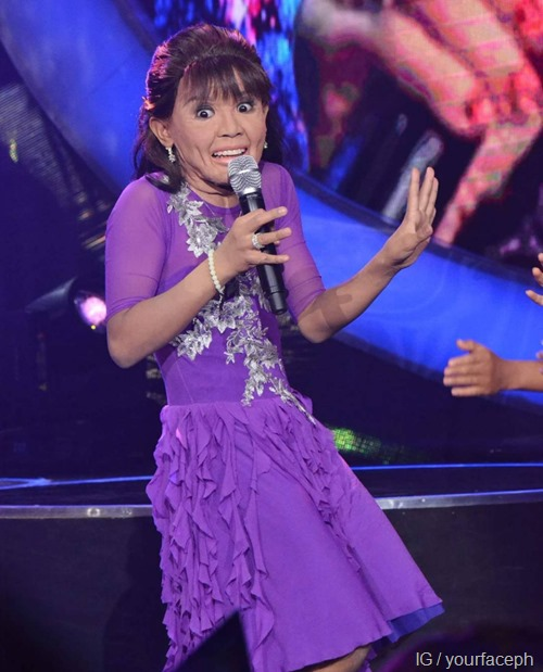 YFSF Kids - Awra Briguela as Mommy Dionesia Pacquiao