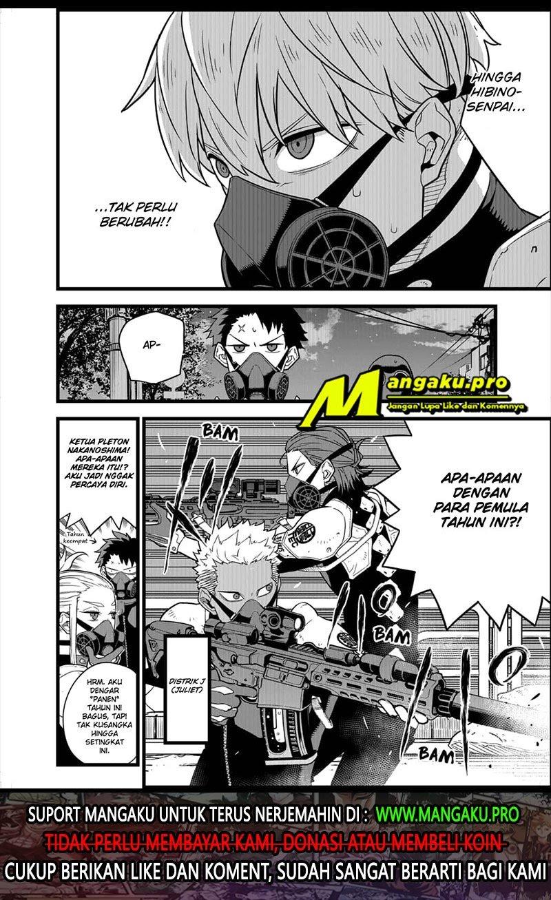 8Kaijuu Chapter 13