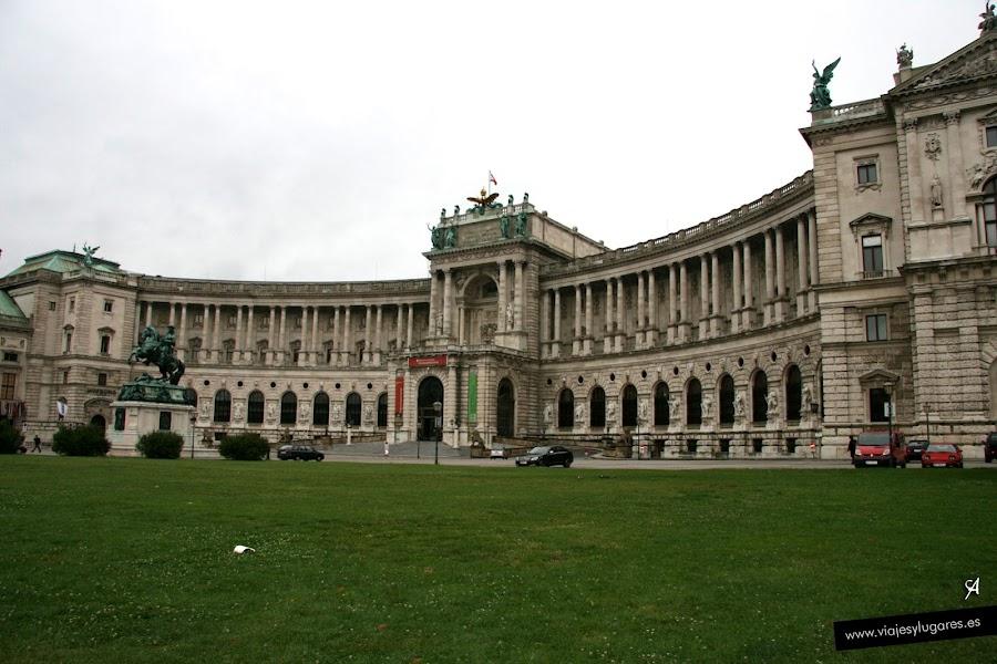 Palacio Imperial Hofburg