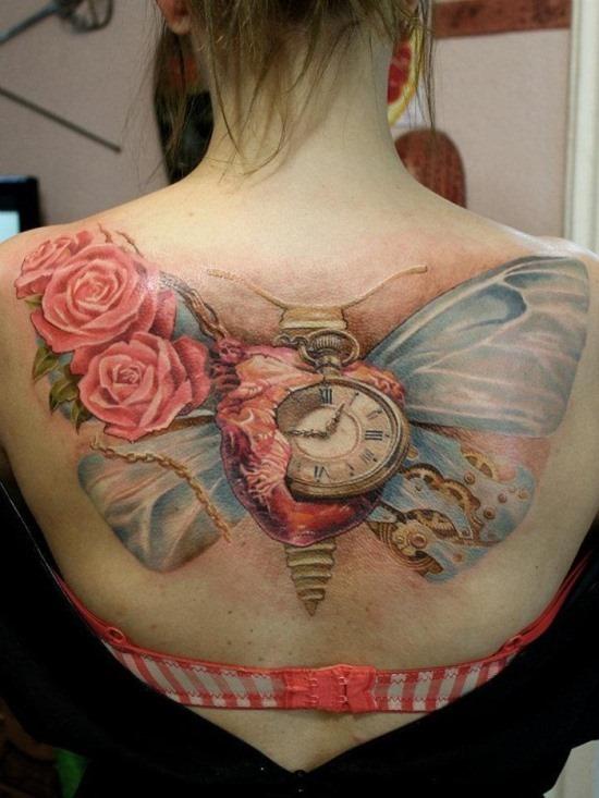 colorido_steampunk_volta_da_tatuagem_para_mulheres