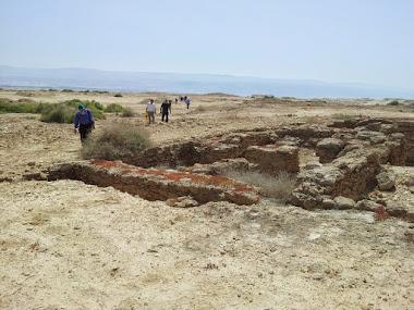 המיקום של בית חגלה המקראית ושל גורן האטד