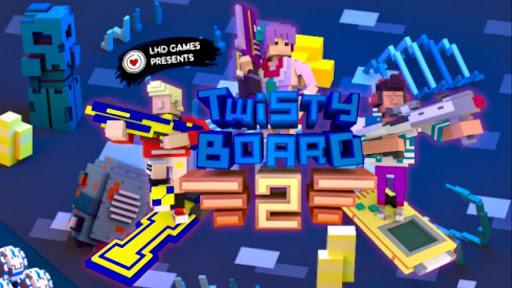 Twisty Board 2 APK MOD DINHEIRO INFINITO