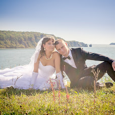 Wedding photographer Oksana Velisevich (Velisevich). Photo of 29.09.2014