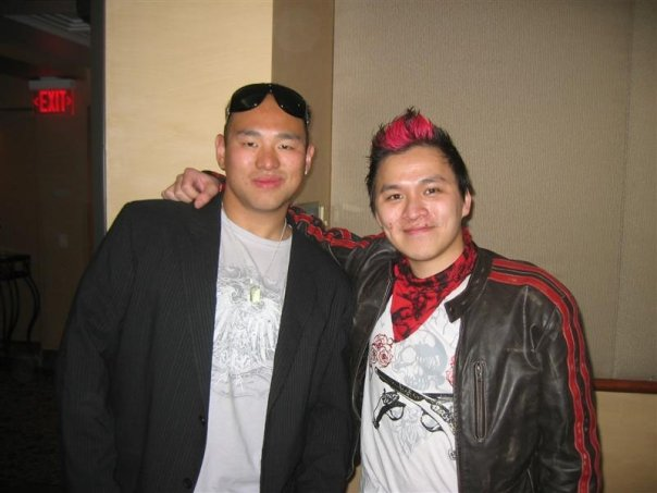 Jt The Asian Playboy And Johnny Wolf, Johnny Wolf