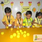 Yellow Day (Jr.KG.) 01-08-2017