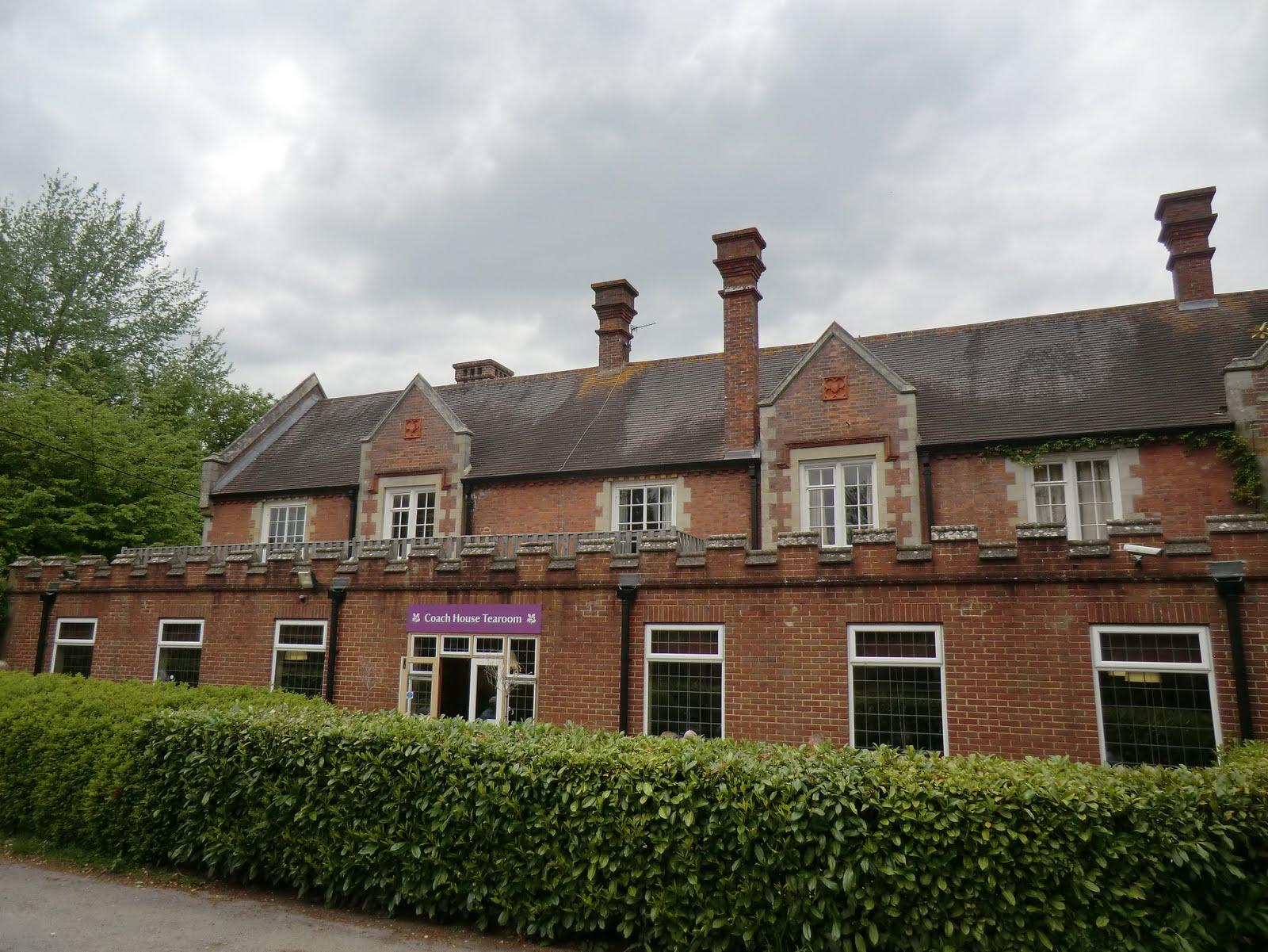 CIMG6447 Coach House Tearoom, Sheffield Park