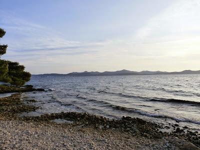 Blick auf die Insel Ugljan