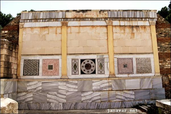 Turkey Tuesday: Synagoge in Sardes