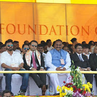 Cinema And Political Celebrities In Amaravathi