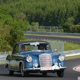 Freies Fahren bei der Historic Trophy am 30.05.2014, 235 Bilder.