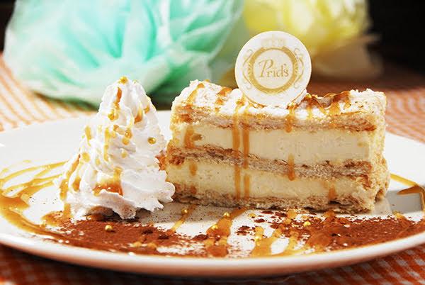 【写真】Prid'sケーキ