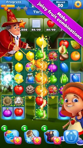 Fruit Land match 3 for VK apkdebit screenshots 11