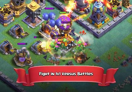 Clash of Clans Mod Apk (Unlimited Money) 11