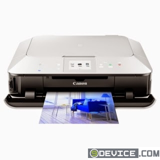 pic 1 - how to download Canon PIXMA MG6340 inkjet printer driver