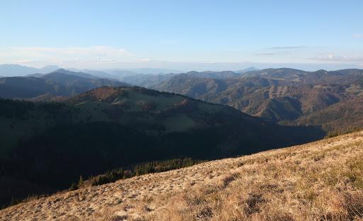 Na sever z Ploskej - Ľubochnianska dolina