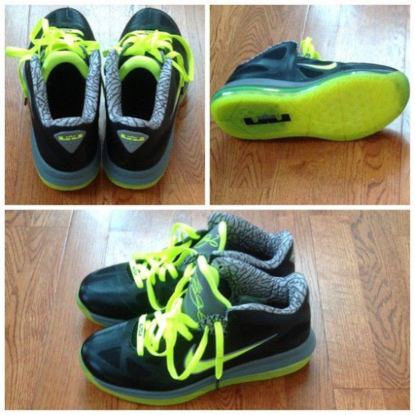 Nike LeBron 9 Low 112 Pack PE by DJCK