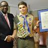 Eagle Scout: John F. Ferretti, Jr., Somers Troop 376