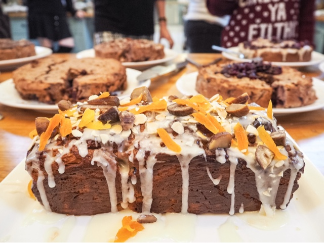 Emsypickle Lifestyle Free From Baking With Gbbo S Ugne
