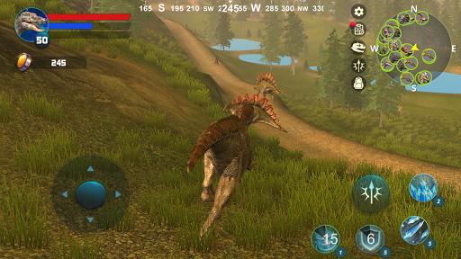 Baryonyx Simulator apktram screenshots 3