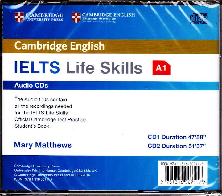 Official Cambridge English IELTS LIFE SKILLS A1 Test ...
