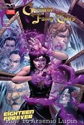 Actualización 16/06/2016: Actualizo Grimm Fairy Tales con el número #123 por Punkarra de de La Mansión del CRG.